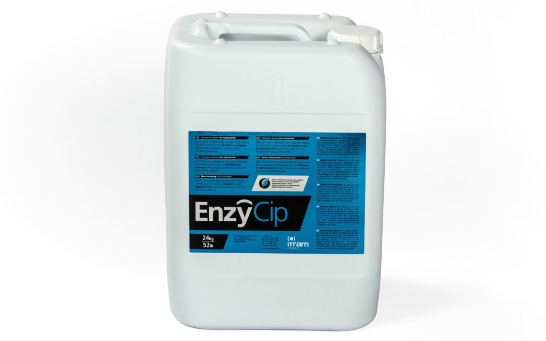 MAJOR UK SOFT DRINKS MANUFACTURER CHOOSES ENZYCIP SOLUTION